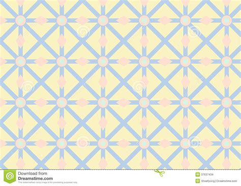 pastel circle pattern asterisk circle and triangle pattern on pastel color