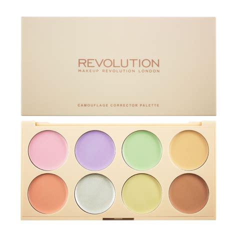 color corrector palette makeup revolution palette correcteur camouflage