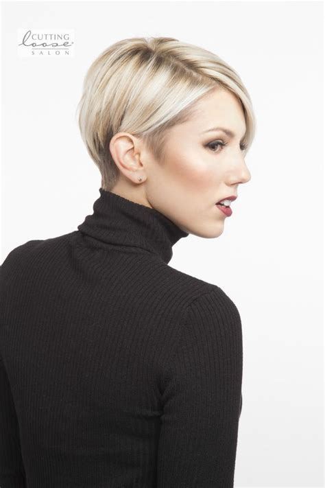hair styles for women with short hair and resending hairline 445 best short hair pixie cuts images on pinterest
