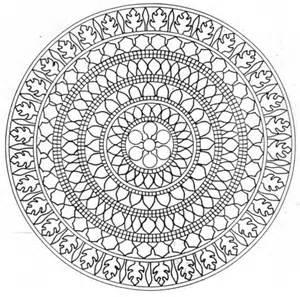 mandala coloring pages advanced level pict 92195