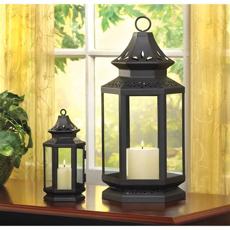 cheap home decor large black stagecoach lantern wholesale at koehler home decor