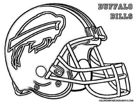 coloring pages of nfl logos buffalo bills logo newhairstylesformen2014 com