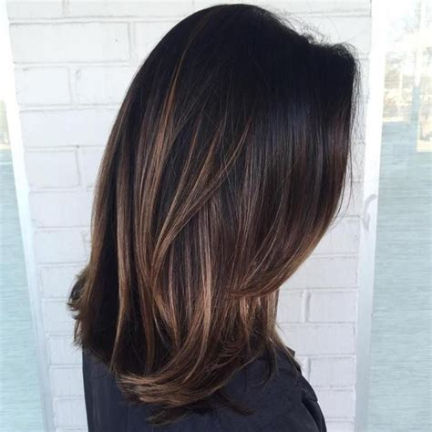brunette with highlights lowlights gallery highlights lowlights for dark brown hair brown balayage