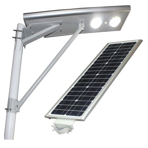 Outdoor Integrated Solar Led Street Light With Motion Solar Light Manufacturers