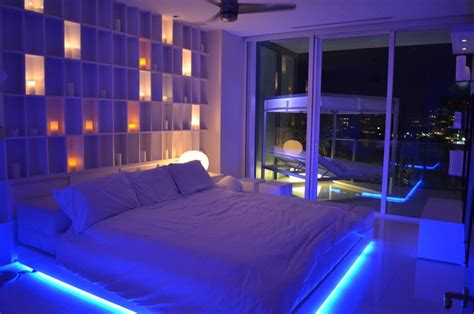 Built In Cabinet Designs by Apogee South Beach Contemporary Bedroom Miami By