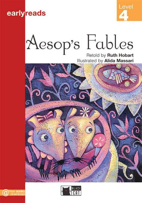 aesops fables earlyreads aesop s fables level 4 earlyreads readers catalogue aheadbooks black cat