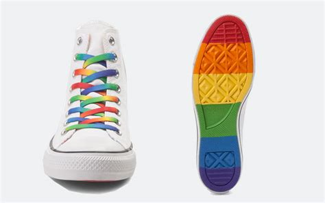 2017 Converse LGBT Pride Shoes Collection   Soleracks