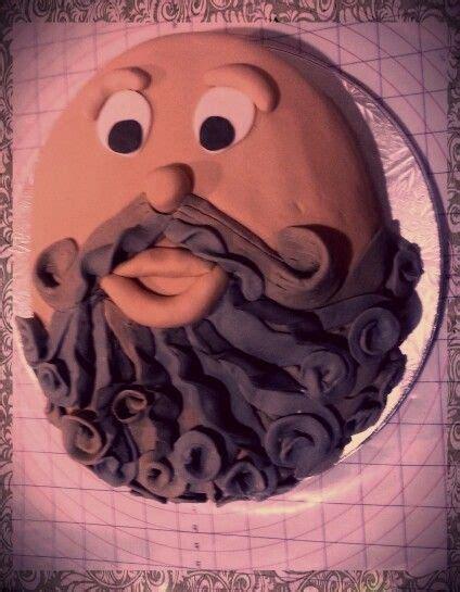 beard cake  projects pinterest cake  food