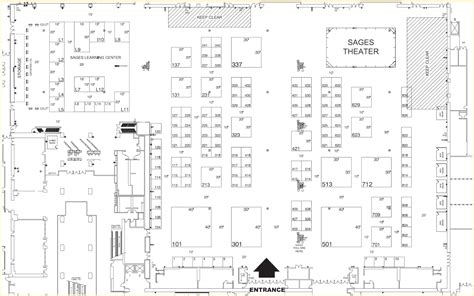 exhibit floor plan sages cags host the 16th world