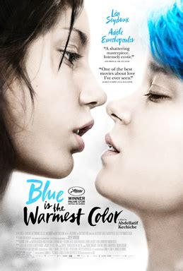 blue is the warmest color wiki blue is the warmest colour