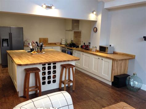 kitchen island worktops uk customer kitchen wooden worktop gallery page 2 worktop
