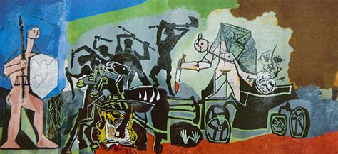 picasso paintings world war 2 picasso peace and freedom that s how the light gets in