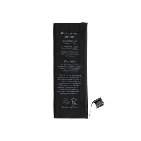 Baterai Battery Iphone 5c A1532 A1456 A1507 A1529 Original iphone 5c loudspeaker fixez