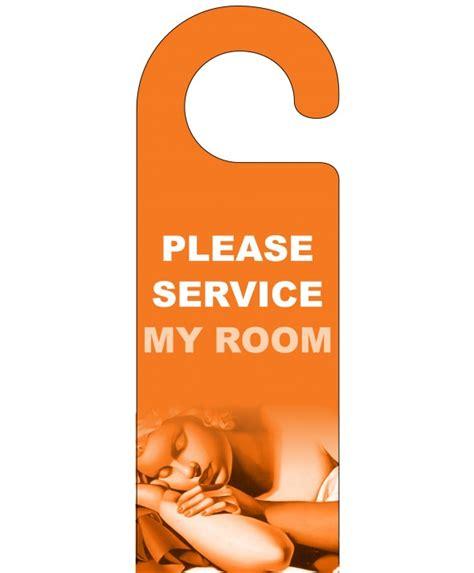 make my room please make up my room door hangers