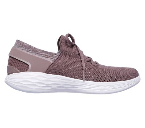 Skechers By You lyst skechers you spirit in pink for