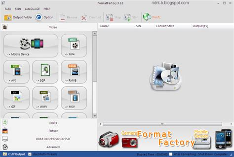 format factory full kioskea download format factory full blogspot ggetair