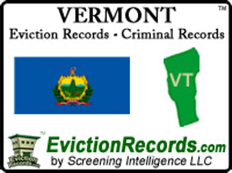 Vermont Records Search Vermont Criminal Records And Vt Tenant Eviction Search