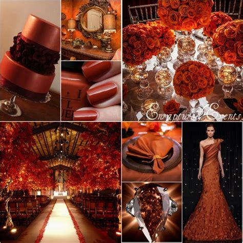 burnt orange and brown wedding inspiration munaluchi