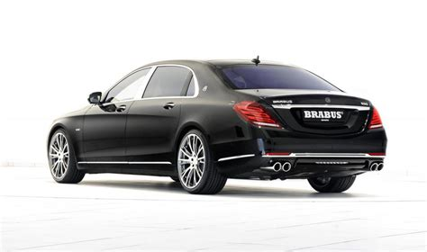 brabus rocket 900 takes new mercedes maybach to