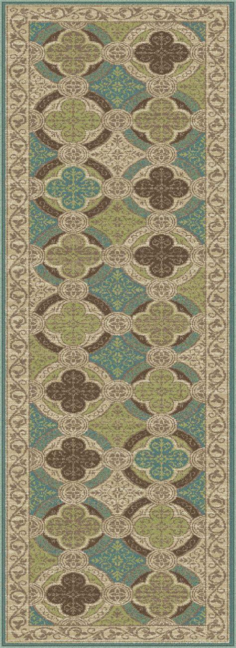 vine rug beige transitional vine border area rug geometric circles leaves casual carpet ebay