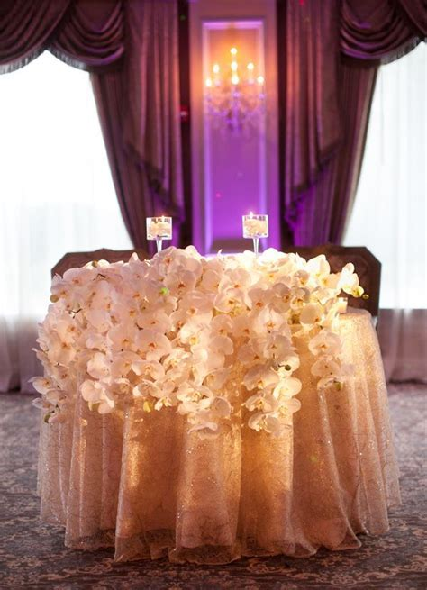 17 Best images about Sweetheart & Head Table Style on