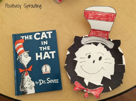 cat in the hat crafts for dr seuss week activities read across america