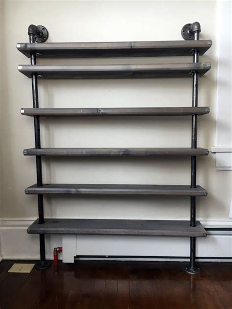 adjustable steipe shelving unit