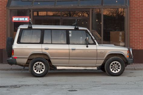 mitsubishi in usa 19889 mitsubisi pajero for sale rightdrive usa est 2007
