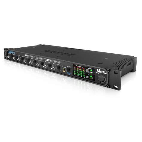 Firewire Speakers by Motu 8pre Firewire Audio Interface Firewire Interfaces