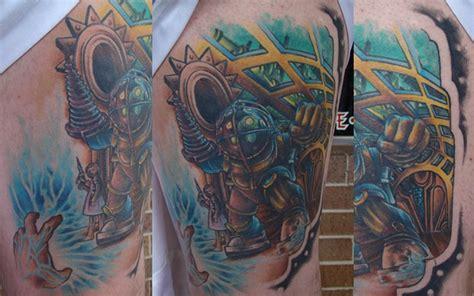 ryan gutekunst tattoo artist insight studios bioshock