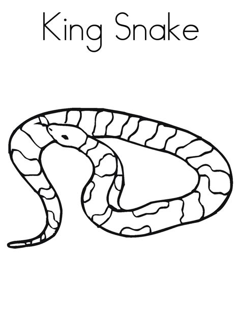 free coloring page snake free printable snake coloring pages for kids