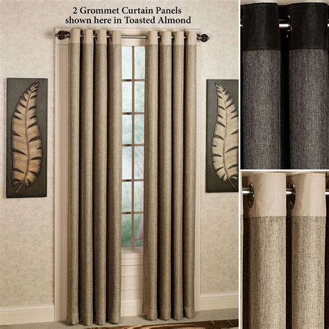 harrisons curtains harrison grommet curtain panels