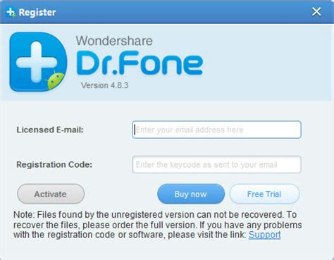 full version of wondershare dr fone how to install update uninstall android data recovery