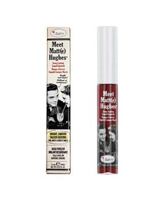 The Balm Matte Hughes Adoring meet matt e hughes aj makeup