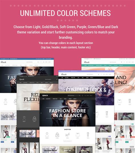 shopify themes timber qrack responsive shopify theme by beocode themeforest