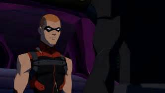arsenal young justice image arsenal is off the team png young justice wiki