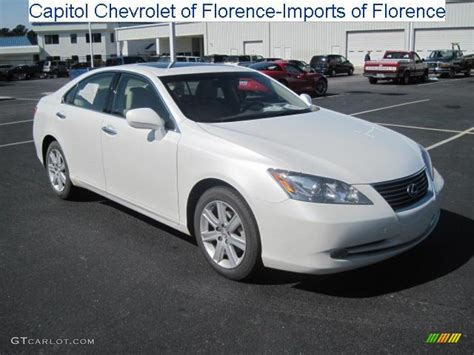 lexus es white 2007 white lexus es 350 26549476 photo 2