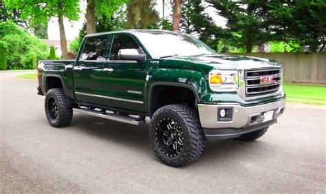 green gmc truck this gmc is a green chevytv