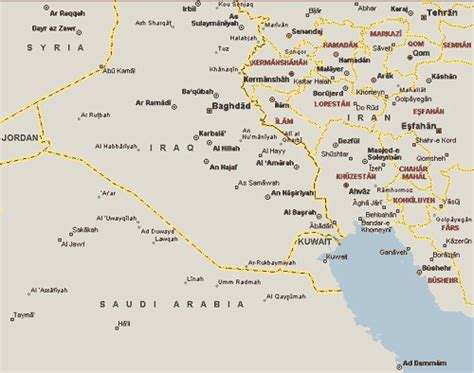 samawah iraq map ancient babylon city site is seriously contaminated with
