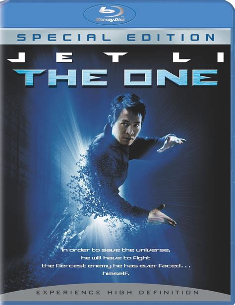 the one the one dvd release date march 5 2002
