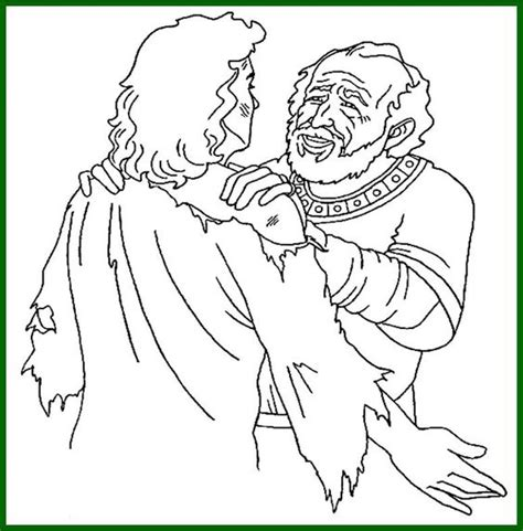 printable bible coloring pages in spanish spanish pictures bible pictures and english to on pinterest