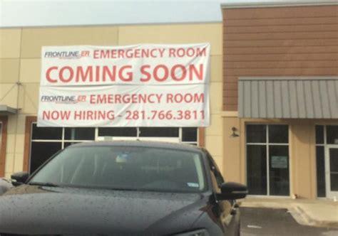 lakewood emergency room coming soon another lakewood er lakewood east dallas