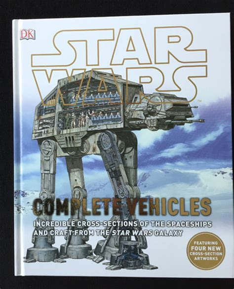 star wars complete cross sections star wars complete vehicles incredible cross sections