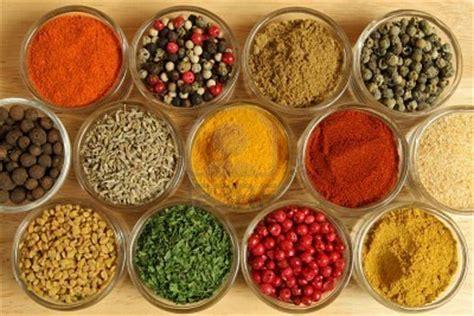 elenco spezie da cucina quali sono le erbe aromatiche e le spezie da usare in