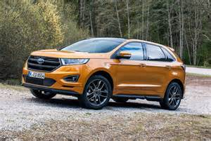 Edge Ford Ford Edge Confirmed As Territory Replacement Arrives 2018