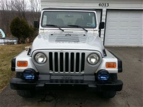 2002 Jeep Wrangler Accessories Cars Trucks Jeep Web Museum