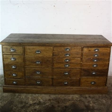 Multi Drawer Chest by Vintage Multi Drawer Haberdashery Chest Lovely And Company