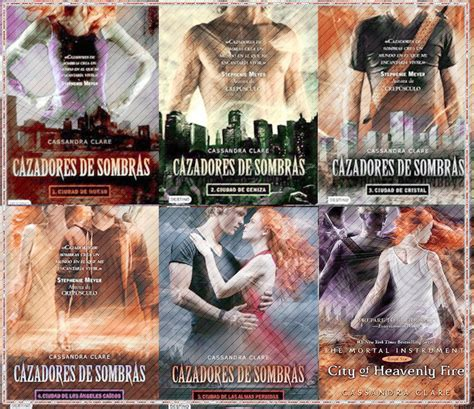 cazadores de sombras 6 8408131931 saga cazadores de sombras cassandra clare by dreamtforlife on