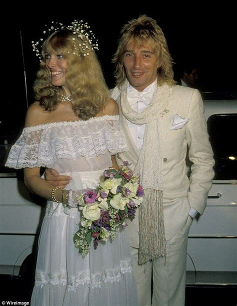 About Damn Time Rod Stewart Are Officially Divorced by 17 Best Images About Weddings On