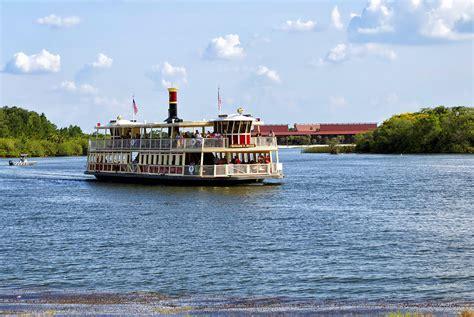 disney world boat ferry boat walt disney world photograph by thomas woolworth